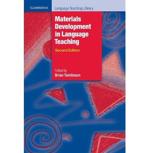 Książki do nauki języka, Materials Development In Language Teaching Second Edition (opr. miękka)