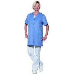 Kitel medyczny damski, rozmiar 40, szaroniebieski   KARLOWSKY, Mara