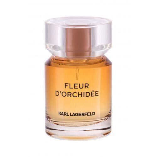 Wody perfumowane damskie, Karl Lagerfeld Les Parfums Matières Fleur D´Orchidee woda perfumowana 50 ml dla kobiet
