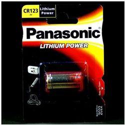 Panasonic bateria CR123