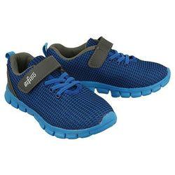 BEFADO 516X 017 niebieski, półbuty sportowe dziecięce, rozmiary 27-32 - Niebieski
