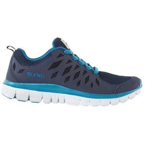 Męskie obuwie sportowe, buty BLEND - Footwear Navy 70230 (70230) rozmiar: 44