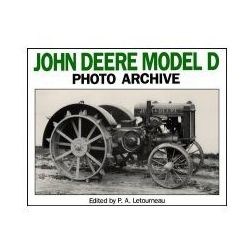 John Deere Model D Photo Archive 1923-1938