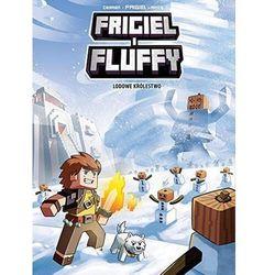 Frigiel i fluffy t.4 lodowe królewstwo - j-c. derrien & frigiel (opr. broszurowa)