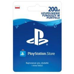 SONY PlayStation Network 200 zł
