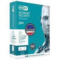 Oprogramowanie antywirusowe, Eset Internet Security BOX 1U 24M