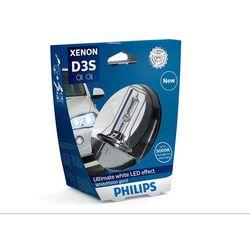 Żarówka samochodowa D3S Philips Xenon WhiteVision, PK32d-5, 35 W, 42 V, 1 szt.