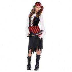 Kostium Piękna Piratka dla dziewczynki - 8/10 lat (134)
