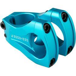 Wspornik kierownicy Dartmoor FUNKY średnicy 25.4 mm, niebieski anodowany
