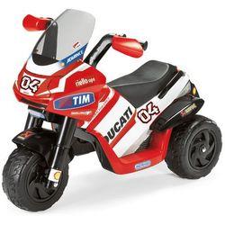 PEG PEREGO Motor trójkołowy Ducati Desmosedici - BEZPŁATNY ODBIÓR: WROCŁAW!