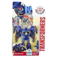 Figurki i postacie, TRANSFORMERS Robots In Disguise Warrior Soundwave - DARMOWA DOSTAWA OD 199 ZŁ!!!
