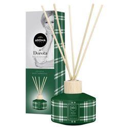 Patyczki zapachowe Aroma Home & Dorota czysta przyjemność 100 ml