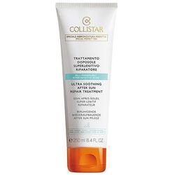 po opalaniu ultra soothing after sun repair treatment after_sun_pflege 250.0 ml marki Collistar