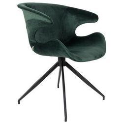 Zuiver Fotel MIA zielony 1200148