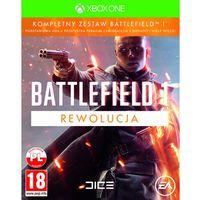 Gry Xbox One, Battlefield 1 Rewolucja (Xbox One)