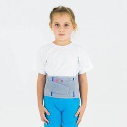 Orteza pediatryczna lędźwiowo piersiowa wysoki stabilizator kręgosłupa, 2 - 12 lat, MD-127