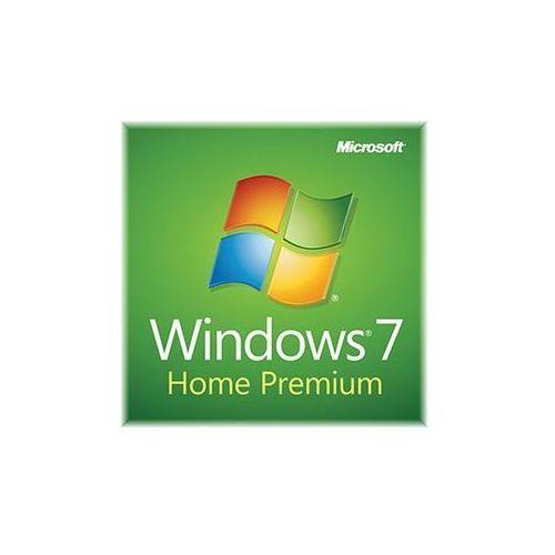 Systemy operacyjne, Microsoft Windows 7 Home Premium 32-bit/x64 PL Online
