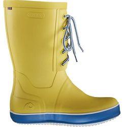 Viking Footwear Retro Logg Kalosze Kobiety, żółty EU 42 2021 Kalosze