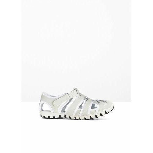 Damskie obuwie sportowe, Sandały bonprix biały