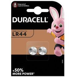 2 x bateria alkaliczna mini Duracell G13 / LR44 / A76