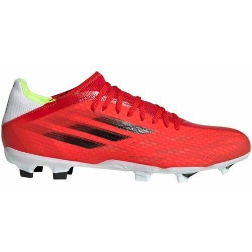 Piłka nożna, Buty piłkarskie adidas X Speedflow.3 FG FY3298