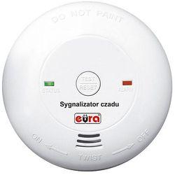 """Czujnik czadu """"Eura"""" CD-29A2, bateryjny, CNBOP, A21A429"""