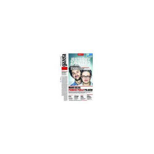 E-booki, Gazeta Wyborcza - Szczecin 166/2015