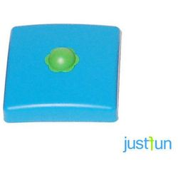 Plastikowa nakładka na belkę kwadratową 95x95 mm - niebieski