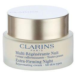 Clarins Extra-Firming Night Rejuvenating Cream krem na noc 50 ml dla kobiet