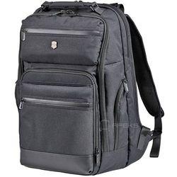 "Victorinox Architecture Urban Rath Slim plecak na laptop 17"" / czarny - Black"