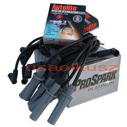 Przewody + platynowe świece zapłonowe Jeep Grand Cherokee ZJ ZG 5,2 V8 1993-1995