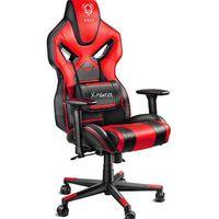 Fotele dla graczy, Fotel DIABLO CHAIRS X-Fighter Czarno-czerwony + Zamów z DOSTAWĄ JUTRO!