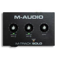 Pozostały sprzęt estradowy, M-Audio M-Track SOLO II interfejs audio USB