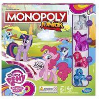 Gry dla dzieci, Gra Monopoly Junior My Little Pony