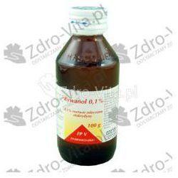 Rivanolum roztwor 0.1%, (Hasco),100 g
