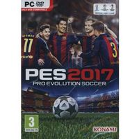 Gry na PC, Pro Evolution Soccer 2017 (PC)