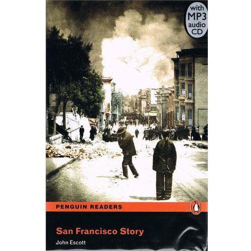 Książki do nauki języka, San Francisco Story /CD gratis/ (opr. miękka)