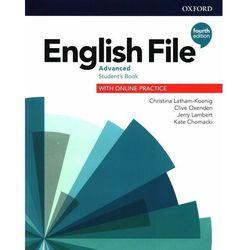English File 4E Advanced Sb + online practice - Praca zbiorowa (opr. broszurowa)