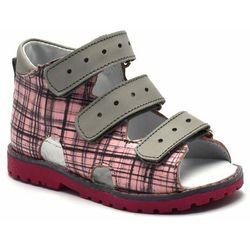 Dziecięce buty profilaktyczne Kornecki OR 03/103 K.Róż