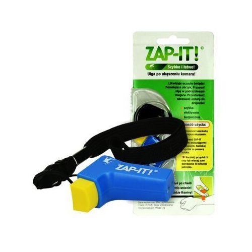 Preparaty na ukąszenia, ZAP-IT na ugryzienia komarów. Urządzenie łagodzące ukąszenia owadów.