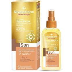 Nivelazione Skin Therapy Sun Olejek ochronny z przyśpieszaczem opalania SPF20 150ml