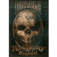 Gry dla dzieci, Bicycle Alchemy 1977 England Talia kart