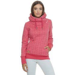 bluza RAGWEAR - Gripy Bold Dots E Pink (PINK)