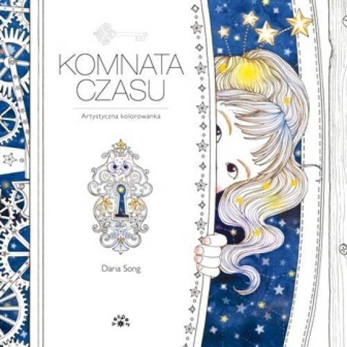 Książki dla dzieci, Komnata czasu - Daria Song (opr. miękka)