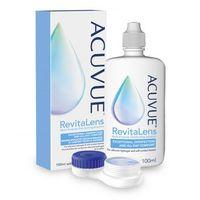 Krople do oczu, Płyn Acuvue RevitaLens 100 ml