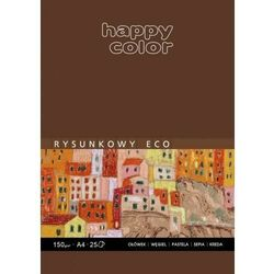 Blok szkicowy ECO A4 80K 80g Happy Color