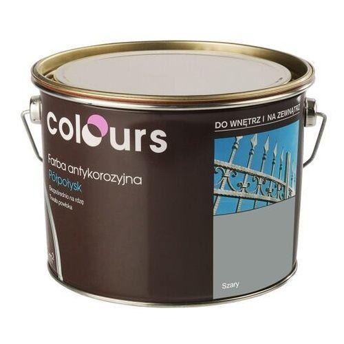 Farby, Farba antykorozyjna Colours szara 2,5 l