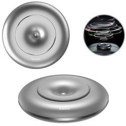Baseus Vortex Car Air Freshener odświeżacz powietrza zapach samochodowy na deskę rozdzielczą srebrny (SUXUN-QX0S)