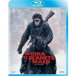 Wojna o Planetę Małp (Blu-ray) - Matt Reeves. DARMOWA DOSTAWA DO KIOSKU RUCHU OD 24,99ZŁ