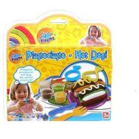 Kreatywne dla dzieci, Plastociasto Hot Dogi